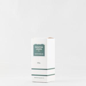 PARAFFINA LIQUIDA 200 g SCATOLA-3458