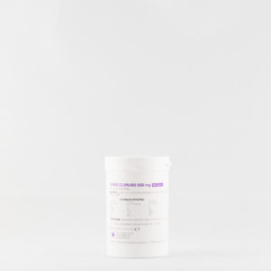 SODIO CLORURO 500 mg-3439