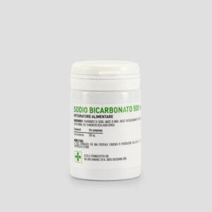 sodio bicarbonato 0,5 g